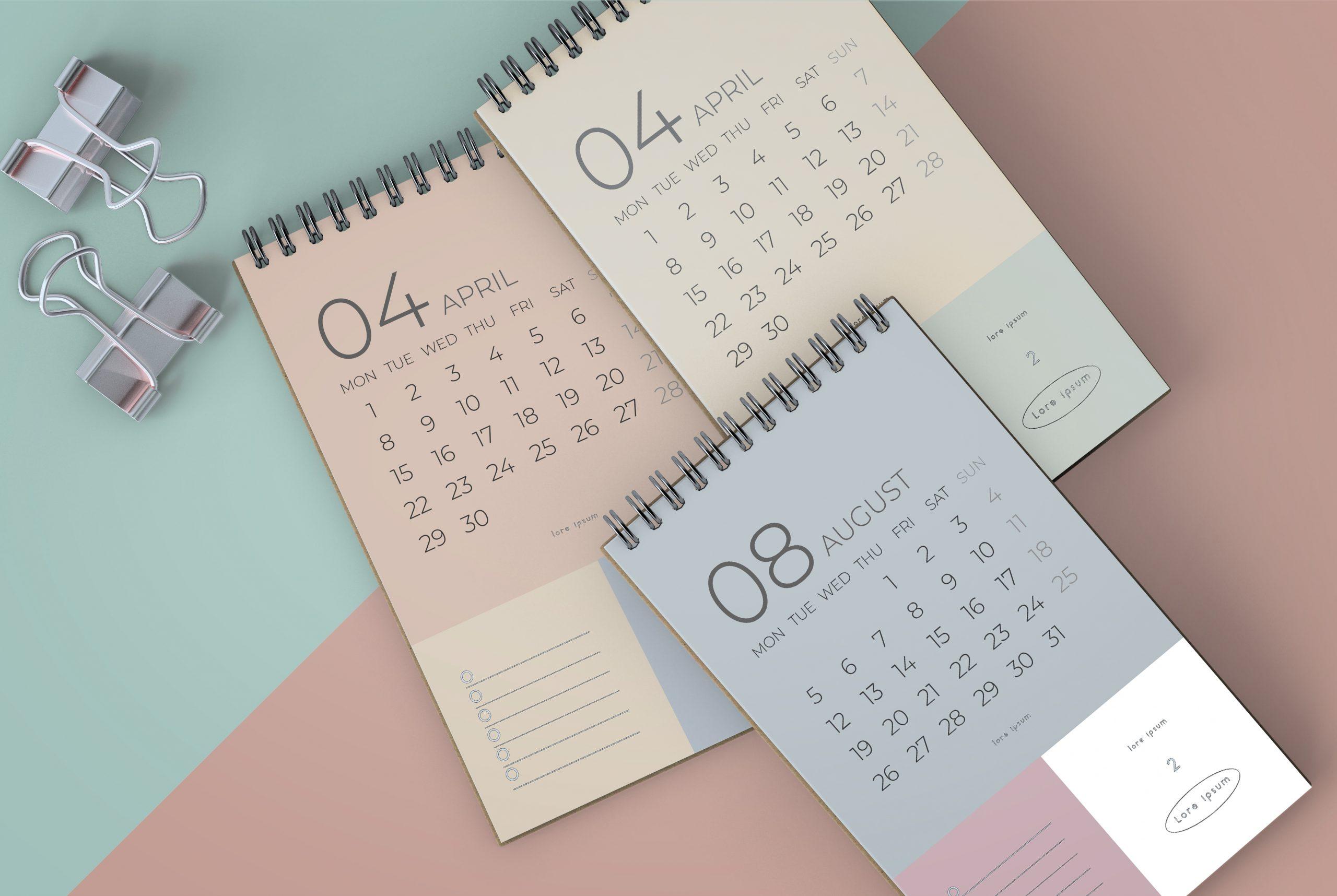 3-calendars